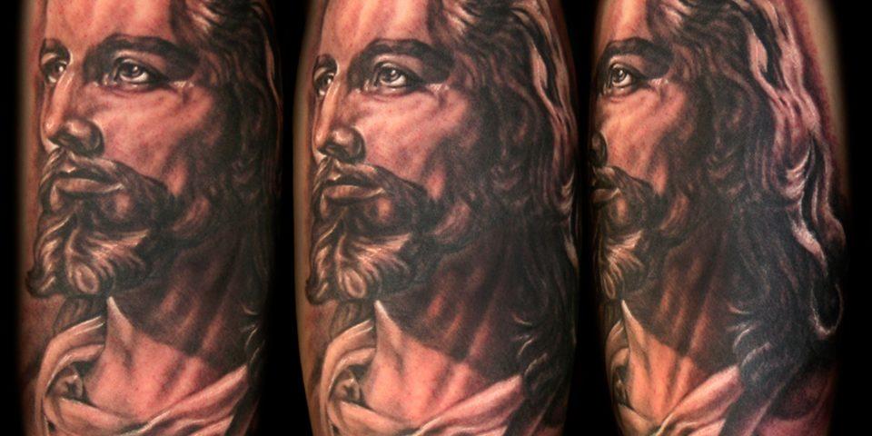 Jason Adkins-Jesus Christ B-W 8×10 300 dpi