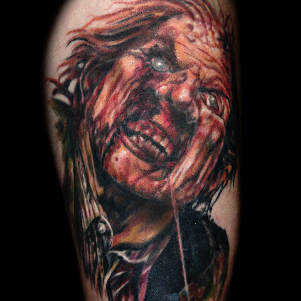 Jason Adkins-Living Dead Zombie-8 x 10 300 dpi