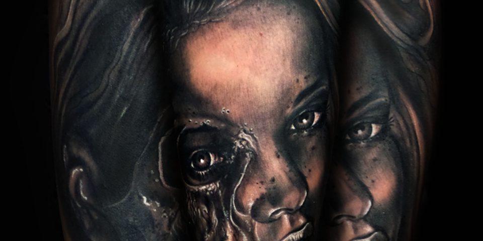 Jason Adkins- Skull Woman b-g 8 x 10 300 dpi