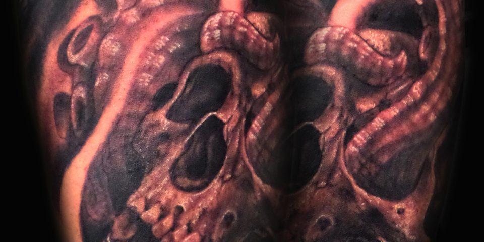 Jason Adkins- Skulls and Kraken 28 x 10 300 dpi